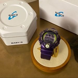 CASIO Baby-G Shock Watch 4 Alarms Water Resistant